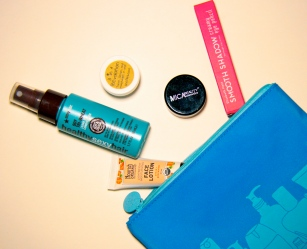 { Ipsy Glam Bag - January 2013 }