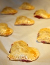 { Bite-Sized Raspberry Pies }