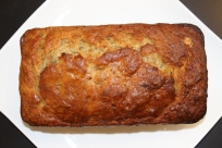 { Banana Bread }